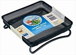 Gardman Compact Ground Feeder Tray A01305 by GreatGardensOnline
