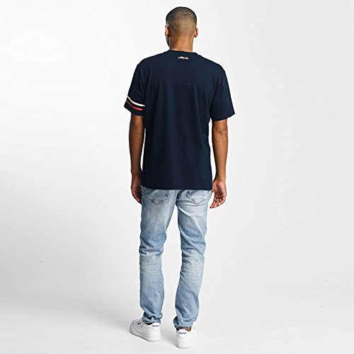 Pelle Pelle Uomo Maglieria/T-Shirt No Competition Blu