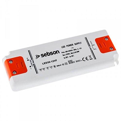 SEBSON Driver de LED 30 W/transformateur LED