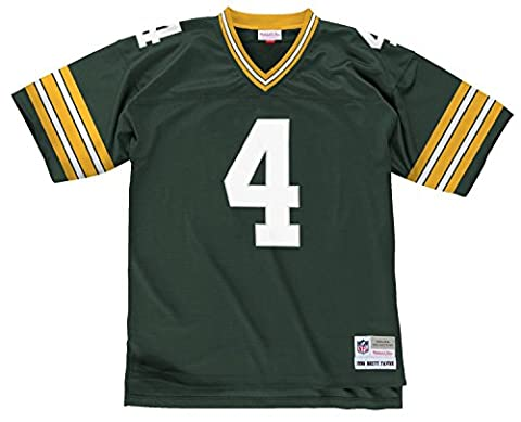 Brett Favre Green Bay Packers Men's NFL Mitchell & Ness