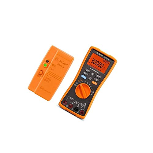 U1271A Digital multimeter LCD V DC300m/3/30/300/1000V 92x207x59mm Agilent-digital-multimeter