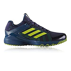 adidas Hockey Lux Blue Yellow Shoes - SS18-9