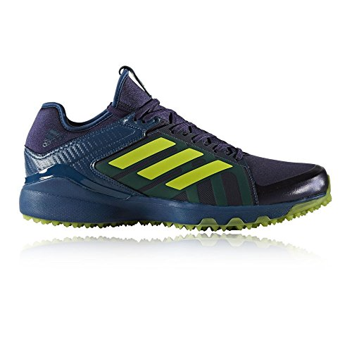 Adidas Lux Junior Hockeyschuhe Outdoor für Kinder (rotblau