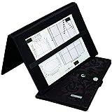 KnitPro KP10731 Magma Support pour modèle de Tricot Noir