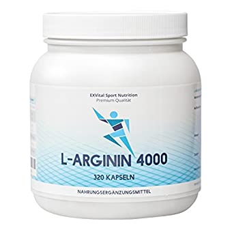 Exvital L-Arginin