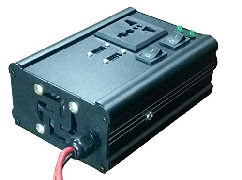 300W modifizierte Sinuswelle Spannungswandler Wechselrichter 12V DC/230V AC POWER INVERTER,CONVERTER - Ac Power Inverter