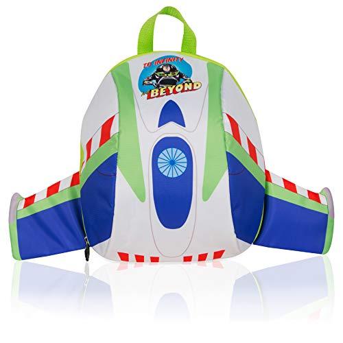 Mochila Infantil Toy Story Mochilas Escolares Niño Buzz Lightyear Disney Pixar 4