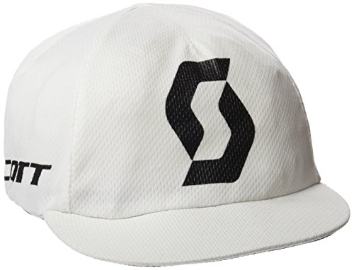 SCOTT CLASSIC CYCLING   GORRA UNISEX  COLOR BLANCO  TALLA UNICA