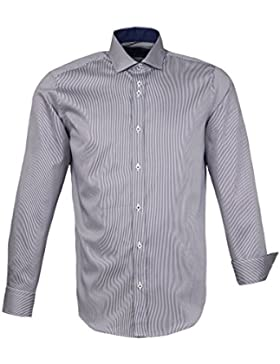 Guide London -  Camicia Casual  - Uomo