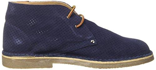 Boscaiolo Herren Gable Hohe Sneaker Blu (blu Medio)