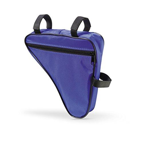 FAHRRADTASCHE RAHMENTASCHE SMALL BAG 0022 2015 von Selle Montegrappa Made in Italy Blau