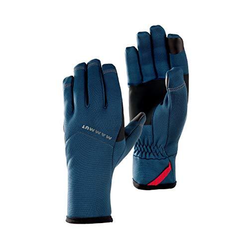 Mammut Handschuhe Fleece Pro, Ultramarine, 9
