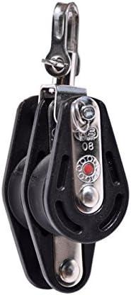 Sprenger Block 8 mm 2 2 2 ruote Becket girellaB006WVJA1QParent | Resistenza Forte Da Calore E Resistente  | Colore Brillantezza  | Numerosi In Varietà  | Non così costoso  e85e5d