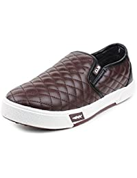 Columbus Sneaker 02 Synthetic Leather Casual shoes, Walking shoes, office going shoes for Men