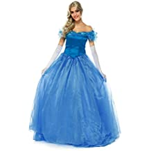 robe princesse disney adulte