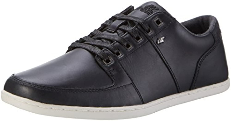 Boxfresh Herren Spencer ICN Lea Blk Sneaker