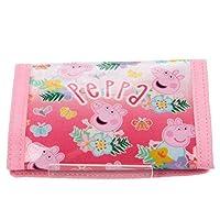 Peppa Pig Beatiful Pink Kids Wallet