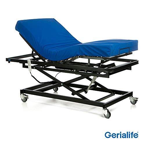 Gerialife® Cama articulada geriátrica hospitalaria