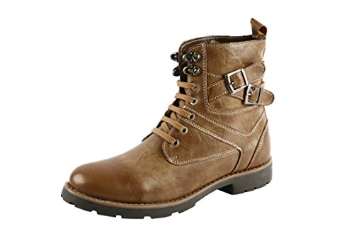 BACCA-BUCCI-MEN-TAN-SYNTHETIC-BOOTS