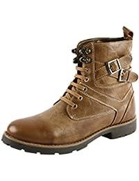 Bacca Bucci Men Tan Color Robust Boots