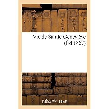 Vie de Sainte Geneviève (Éd.1867)