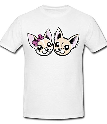 Mimoma t-shirt maglietta magla me contro te cagnolini 100% poliestere lavabile in lavatrice (6/8)