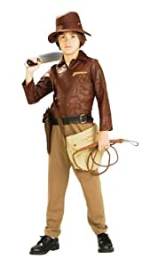 Rubie'S - Costumes  - Panoplie Luxe Indiana Jones - Taille L
