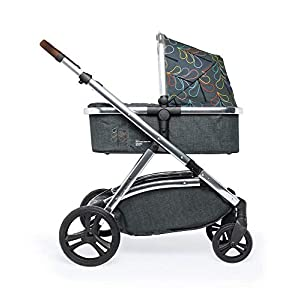 Cosatto Wow XL 3-in-1 Pram and Pushchair, Suitable from Birth - 25 kg, with Tandem Mode and Buggy Board- Nordik   14