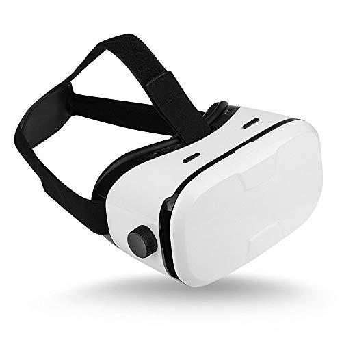 TLgf VR-Brille, 3D-HD-Geschenk privaten Modus VR-Mobilfunk-Box Headset Virtual Reality Spielen Ihre...