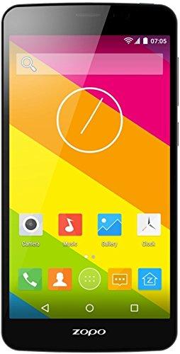 ZOPO ZP370 Dual SIM 4G 8GB Grey - smartphones (14 cm (5.5