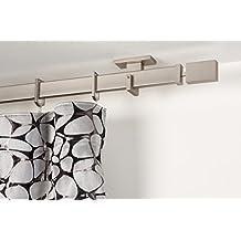 Bastoni per tende a soffitto for Tende senza bastone