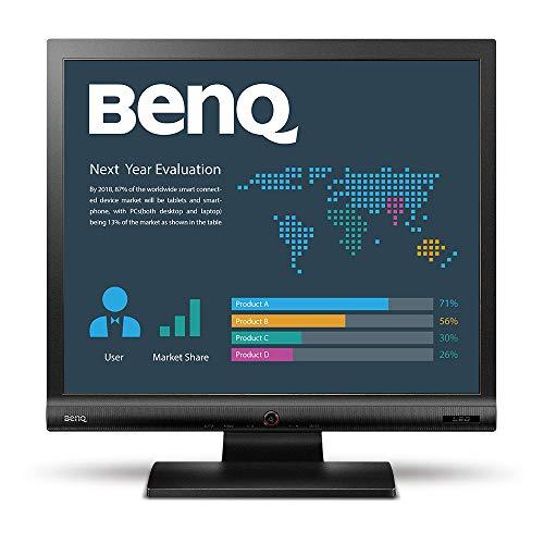fernseher 17 zoll BenQ BL702A 43 cm (17 Zoll) LED-Monitor (5:4 SXGA, LED, VGA, 5ms Reaktionszeit) schwarz