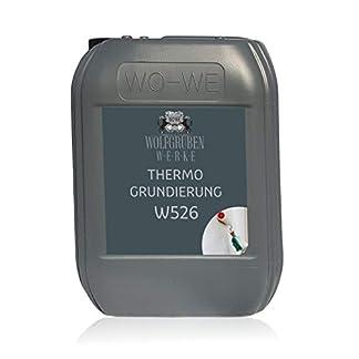Imprimación térmica para Fachadas protección del Clima Color Interior W526 5-10 L
