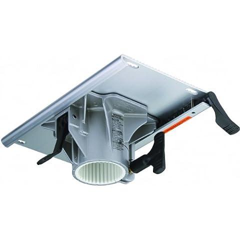 Garelick/Eez-In 21000:01 Millenium Series Ribbed Series Seat Slide System - Left Hand Lever, Powder Coat Finish by Garelick/EEz-In