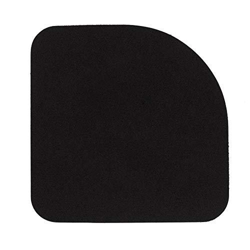 rlegscheiben Gummi Pads Anti Rutsch Washer Pads Für Waschmaschine Trockner Appliance Zubehör Schwarz 4 STÜCKE ()