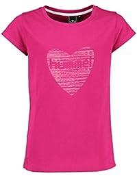 Hummel Mädchen T-Shirt Mille SS Tee