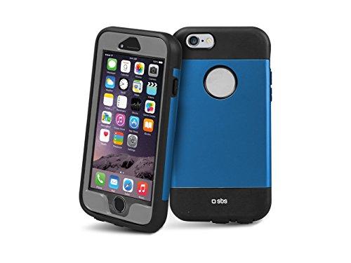 SBS teworkip647bl 4.7Schale schwarz, blau, grau Schutzhülle für Handy-Hülle für Handys