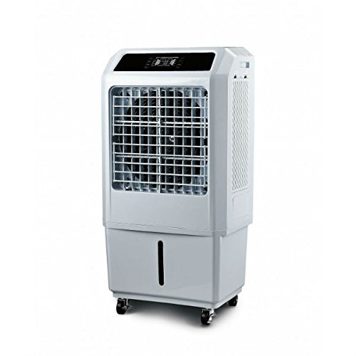 SocTec Serie AQU Professionelles Verdunstungskühlgerät, tragbar, 2,500m3/h (2500 Series Notebook)