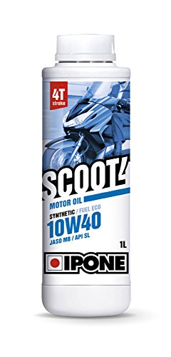 Ipone 800383 Huile Moteur Scoot 4 4 Temps Synthétique 10W40 Scoot pas cher
