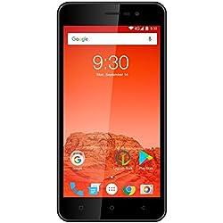 Logicom Le Hello Smartphone débloqué 4G (Ecran : 5 Pouces - 8 Go - Double SIM - Android 7.0 Nougat) Or