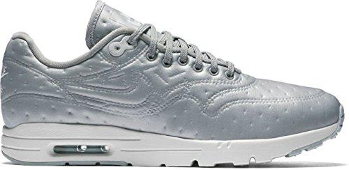Nike W Air Max 1 Ultra Prm Jcrd - mtllc slvr/mtt slvr-pr pltnm-s, Größe:6
