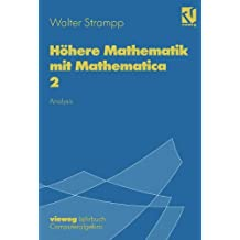 Höhere Mathematik mit Mathematica, 4 Bde., Bd.2, Analysis