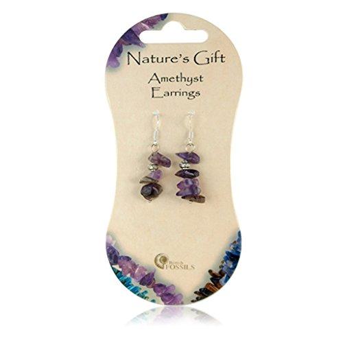 british-fossils-natures-regalo-cristallo-ametista-orecchini