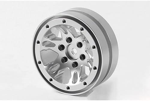 RC4WD Silver 1.9 Universal Universal Universal Beadlock Wheel D1 | Facile à Nettoyer Surface  bf7574