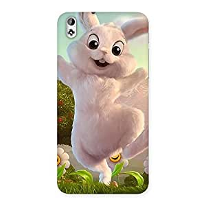 Bunny Funny Back Case Cover for HTC Desire 816g