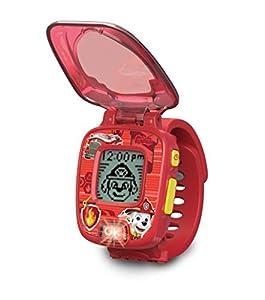 VTech Paw Patrol Marshall Learning Watch - Electrónica para niños (De plástico, CE, 3 año(s), 6 año(s), Holandés, CR2450)
