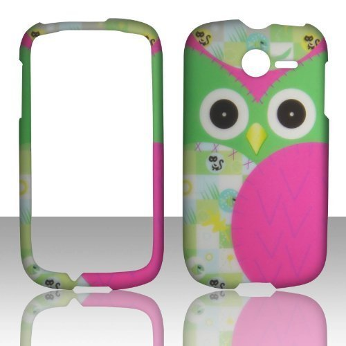 2d-night-bird-huawei-ascend-y-m866-tracfone-us-cellular-schutzhulle-hard-case-snap-on-cover-gummiert