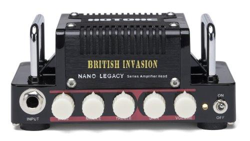 Hotone British Invasion · Topteil E-Gitarre