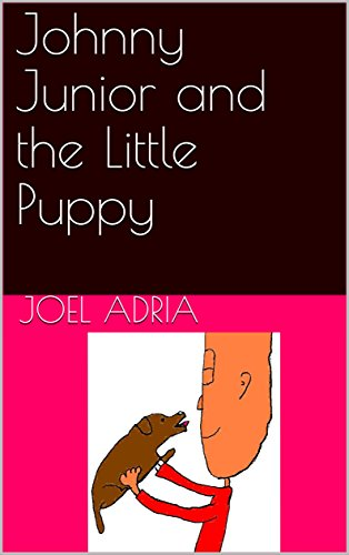 Johnny Junior and the Little Puppy (English Edition)