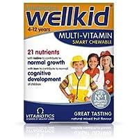 Preisvergleich für Vitabiotics | Wellkid Tablets | 1 X 30S